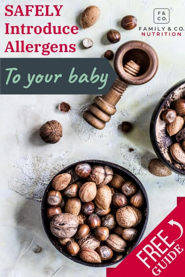 Not sure when and how to introduce allergens to your baby? Learn more with our complete guide