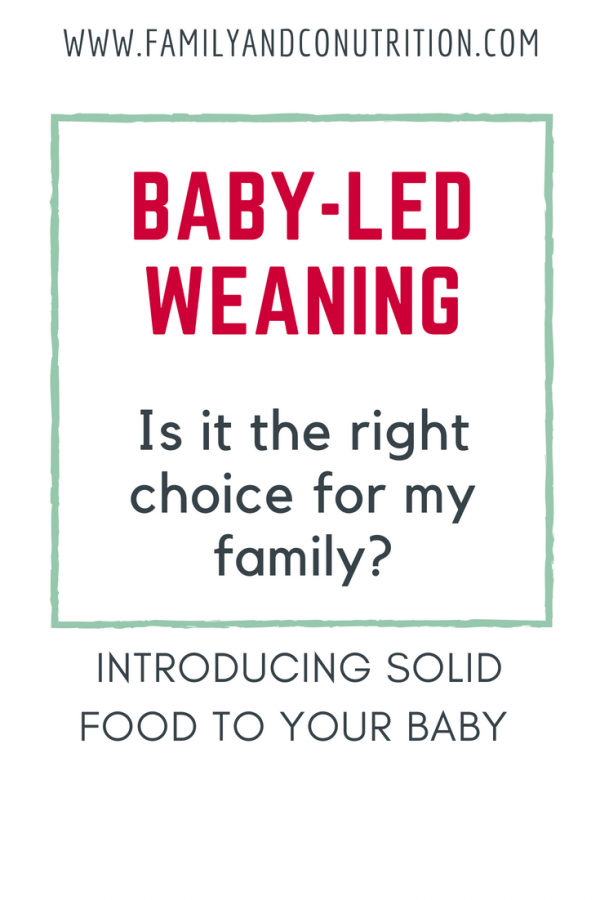 Baby led weaning and spoon feeding - FYI pin 4