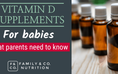 What you need to know about Vitamin D drops for infants