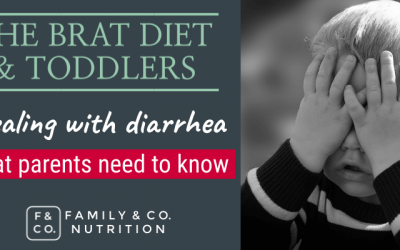 Loose stool: can the BRAT diet help my toddler with diarrhea?