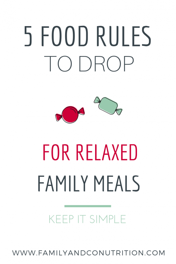 Avoid these common mistakes parents make during meals