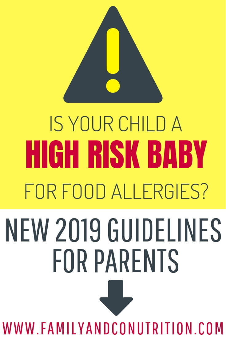 2019 Early Introduction of Allergenic Foods - Pin (1)