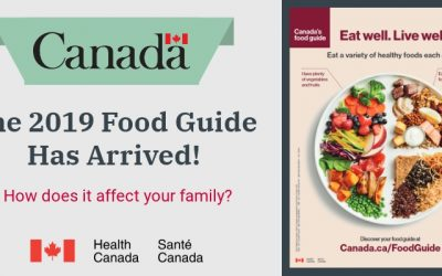 Family Health and Wellness: Canada's 2019 Food Guide and What It Means for Your Baby