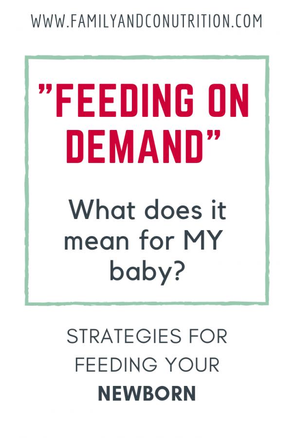 Newborn feeding guide for mothers using formula