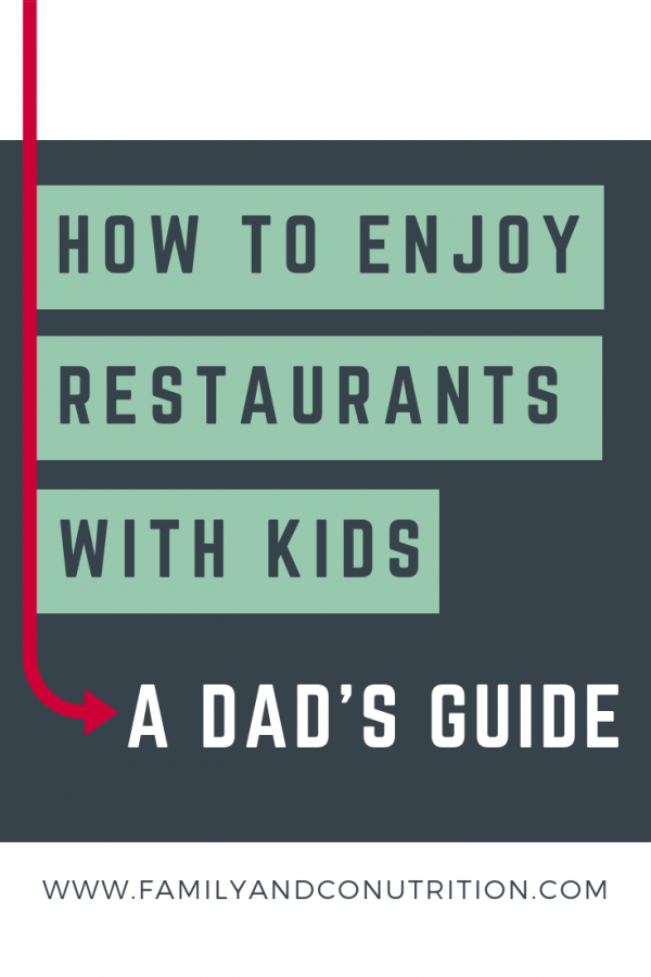 Activities and busy bags for kids at restaurants